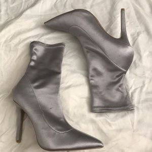Charlotte Russe Sock Boots